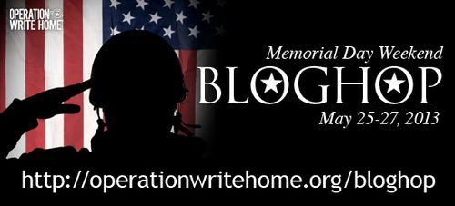 Blog hop invite